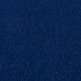 Фетр листовой жесткий IDEAL 1 мм 20х30 см FLT-H1 упаковка 10 листов цвет 673 т-синий фото