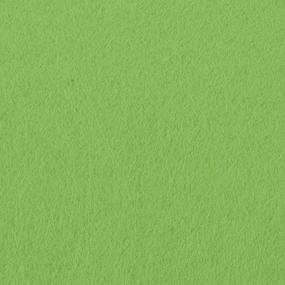 Фетр листовой жесткий IDEAL 1 мм 20х30 см FLT-H1 упаковка 10 листов цвет 674 салатовый фото