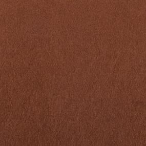 Фетр листовой жесткий IDEAL 1 мм 20х30 см FLT-H1 упаковка 10 листов цвет 692 светло-коричневый фото