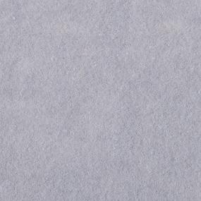 Фетр листовой мягкий IDEAL 1 мм 20х30 см FLT-S1 упаковка 10 листов цвет 648 светло-серый фото