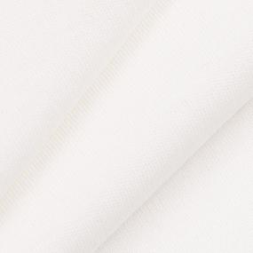Маломеры футер 3-х нитка компакт пенье начес цвет экрю 1 м фото