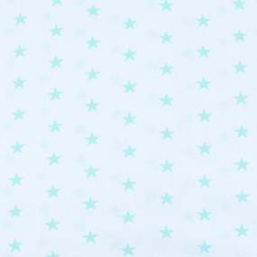 Ткань на отрез бязь плательная 150 см 1700А/16 цвет мята фото