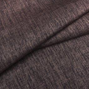 Ткань на отрез Blackout лен 6856-D11 фото