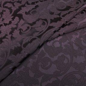 Портьерная ткань на отрез 27 шоколад 280 см фото