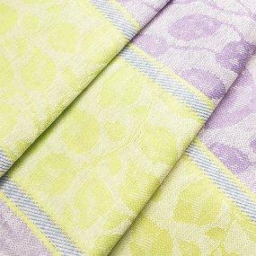 Ткань на отрез полулен полотенечный 50 см Жаккард 1/136/97 Ветер фото