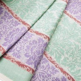 Ткань на отрез полулен полотенечный 50 см Жаккард 1/306/22 Венеция фото