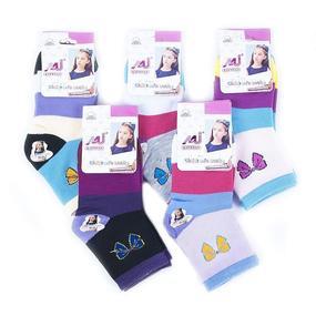 Детские носки С660 Kaerdan размер 22-28 фото