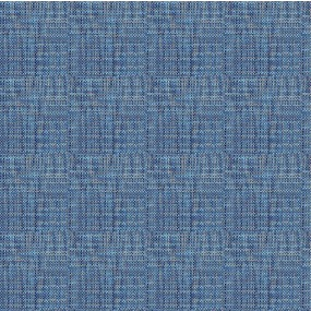 Ткань на отрез рогожка 150 см 35007/2 Пестроткань цвет синий фото