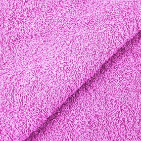 Салфетка махровая цвет 105 ярко-розовый 30/30 см фото