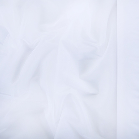 Еврофатин мягкий матовый Hayal Tulle HT.S 300 см цвет 001 белый фото