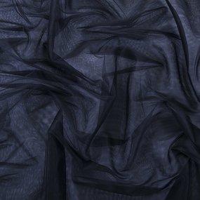 Еврофатин мягкий матовый Hayal Tulle HT.S 300 см цвет 047/054(80) черный фото
