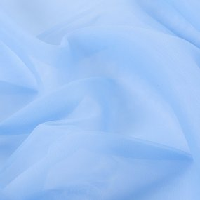 Еврофатин мягкий матовый Hayal Tulle HT.S 300 см цвет 029/011 голубой фото