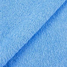 Салфетка махровая цвет 012 голубой 30/30 см фото