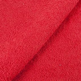 Салфетка махровая цвет 109 красный 30/30 см фото
