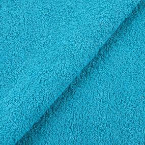 Салфетка махровая цвет 504 сине-зеленый 30/30 см фото