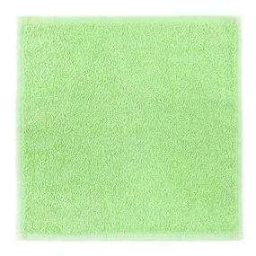 Салфетка махровая цвет 601 салатовый 30/30 см фото