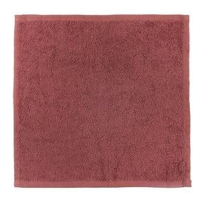 Салфетка махровая цвет 905 шоколадный 30/30 см фото