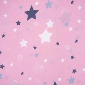 Маломеры бязь 150 см 0421 вид 2 цвет розовый 11 м фото