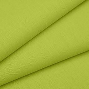 Ткань на отрез бязь ГОСТ Шуя 150 см 15800 цвет зеленый лайм фото
