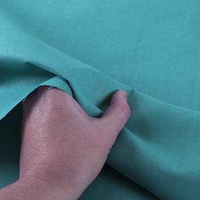 Ткань на отрез бязь М/л Шуя 150 см 10400 цвет изумруд фото