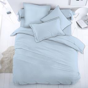 Детское постельное белье 82205-05 цвет голубой 1.5 сп перкаль фото