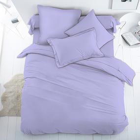 Детское постельное белье 82285-05 цвет сиреневый 1.5 сп перкаль фото
