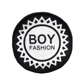 Нашивка Boy Fashion 7см фото