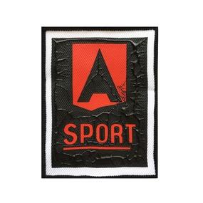 Нашивка Sport 7*9см фото