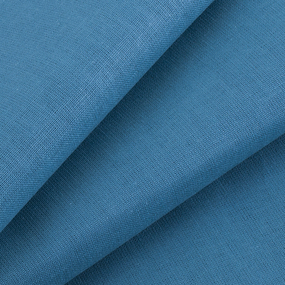 Бязь ГОСТ Шуя 150 см 18450 зеленовато-синий фото