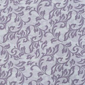 Ткань на отрез кулирка 2252-V1 Венезель цвет сиреневый фото