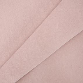 Ткань на отрез футер с лайкрой 5402-1 цвет темно-пудровый фото