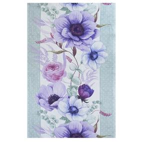 Набор вафельных полотенец 3 шт 50/80 см 30143/1 Виолет фото