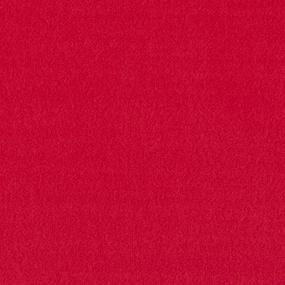 Ткань на отрез флис цвет Красный фото