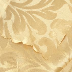 Портьерная ткань 150 см на отрез 2С391 цвет 7 золото фото