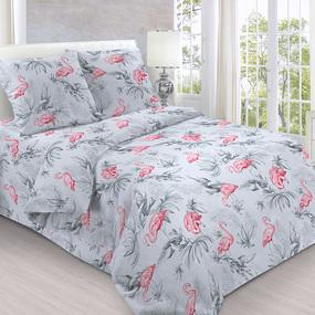 Ткань на отрез бязь 120 гр/м2 150 см 2061/1 Фламинго фото
