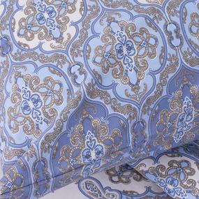 Постельное белье из бязи 81251 ГОСТ 1.5 сп с 1-ой нав. 70/70 фото