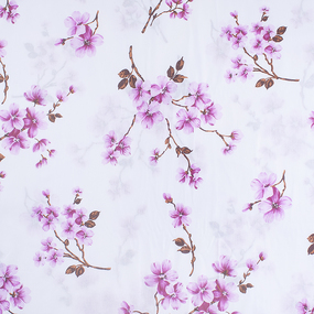 Ткань на отрез бязь о/м 120 гр/м2 150 см 157/2 цвет розовый фото