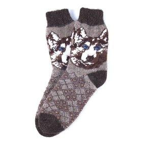 Носки теплые шерстяные 3000 27-29 см фото