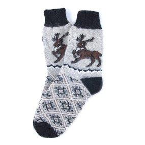 Носки теплые шерстяные 3003 27-29 см фото
