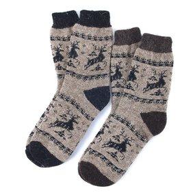 Носки теплые шерстяные 3006 27-29 см фото