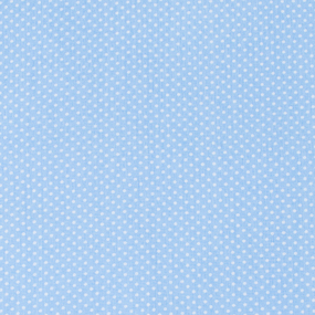 Отрез 150х150 Бязь плательная 150 см 1590/3 цвет голубой фото