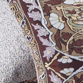 Наволочка гобелен декоративная 45/65 см Ковровый узор 6-2469 фото