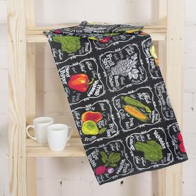 Набор вафельных полотенец 3 шт 35/75 см 3022-3 Фреш-бар фото
