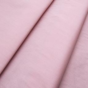 Ткань на отрез поплин гладкокрашеный 115 гр/м2 220 см цвет розовый фото