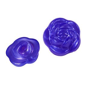 Пуговицы Блузочные 13 мм цвет AS137 фиолетовый упаковка 12 шт фото