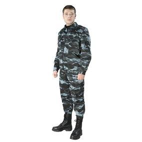 Костюм Охранник КМФ серый коричневый 44-46 рост 172-176 фото