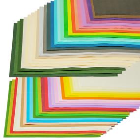 Набор фоамирана Н3 №3 ассорти, разм 30х35см, уп. 50 листов, 1 мм фото