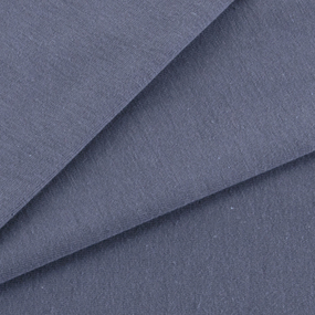 Мерный лоскут кулирка гладкокрашеная карде 9555 цвет серый 0.35 м фото