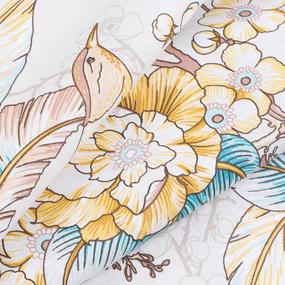 Ткань на отрез бязь Премиум 150 см 13094/1 Золотой век фото