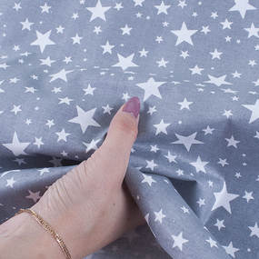 Маломеры поплин 150 см 433/17 Звездочка 0.8 м фото